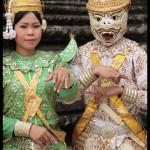 Angkor Wat, Devata and Apsara