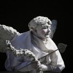 European Street Mimes and Living Statues