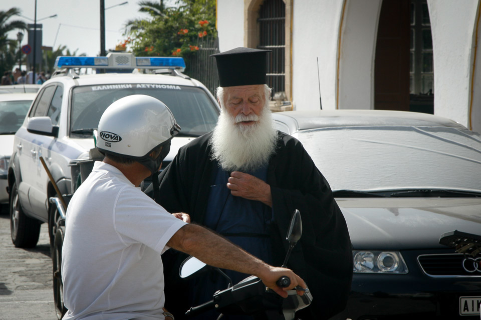 Meeting of the Minds, Greece