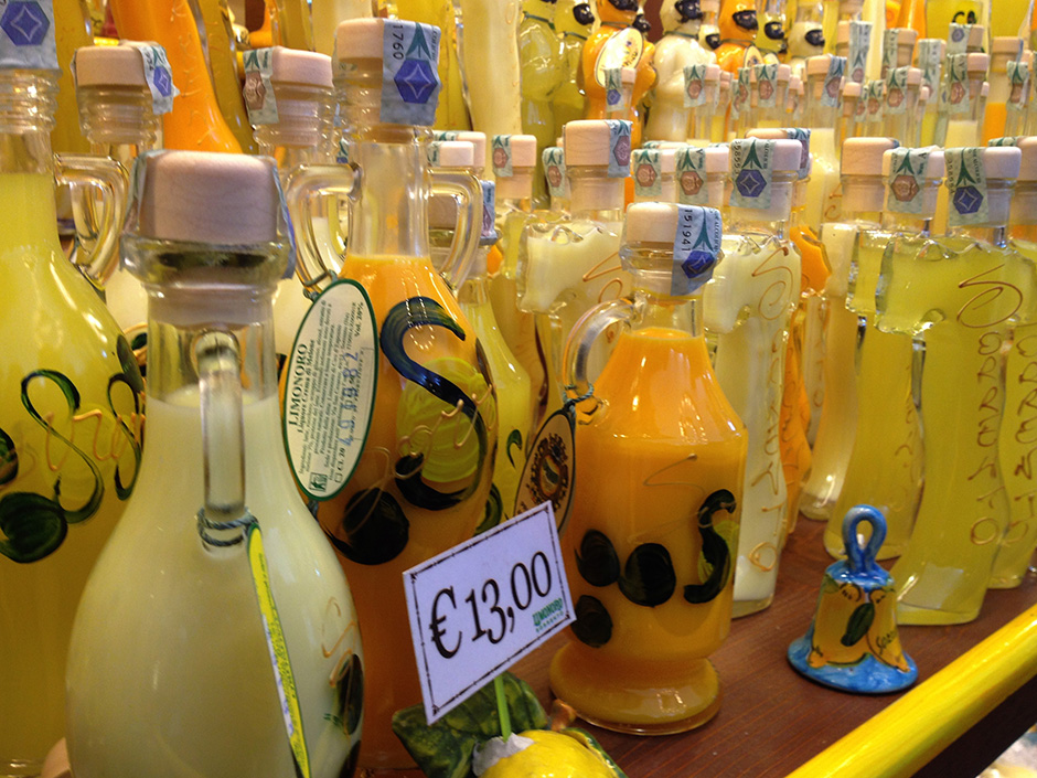Limoncello Bottles for sale