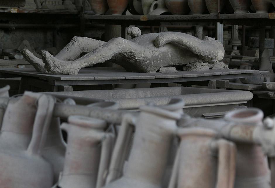 Pompeii Unearthing