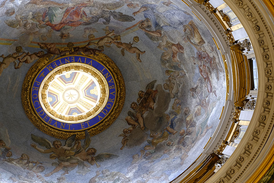 Dome of St. Peter's, Rome