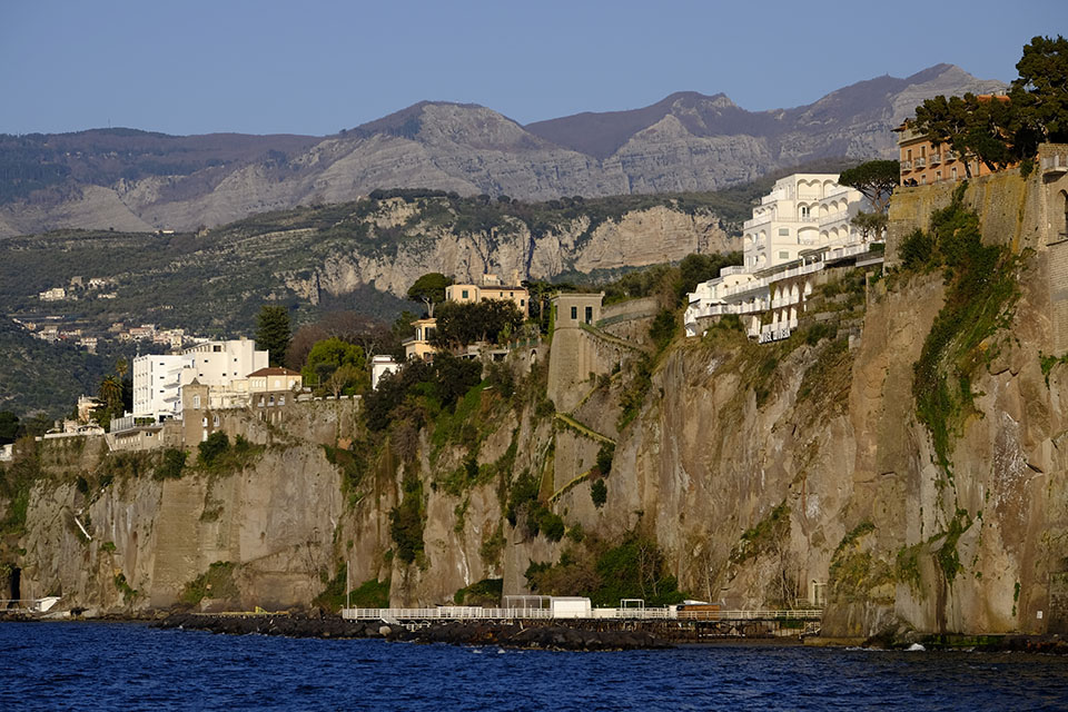 Cliffs of Italy