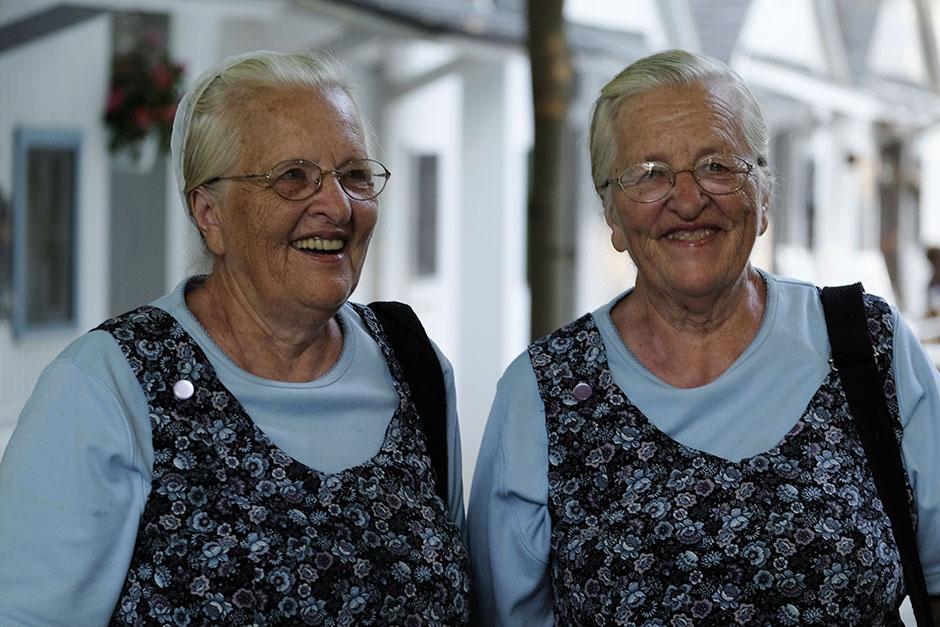 Mennonite Sisters