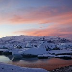 Iceland: Glacier Lagoon and the Play of Light