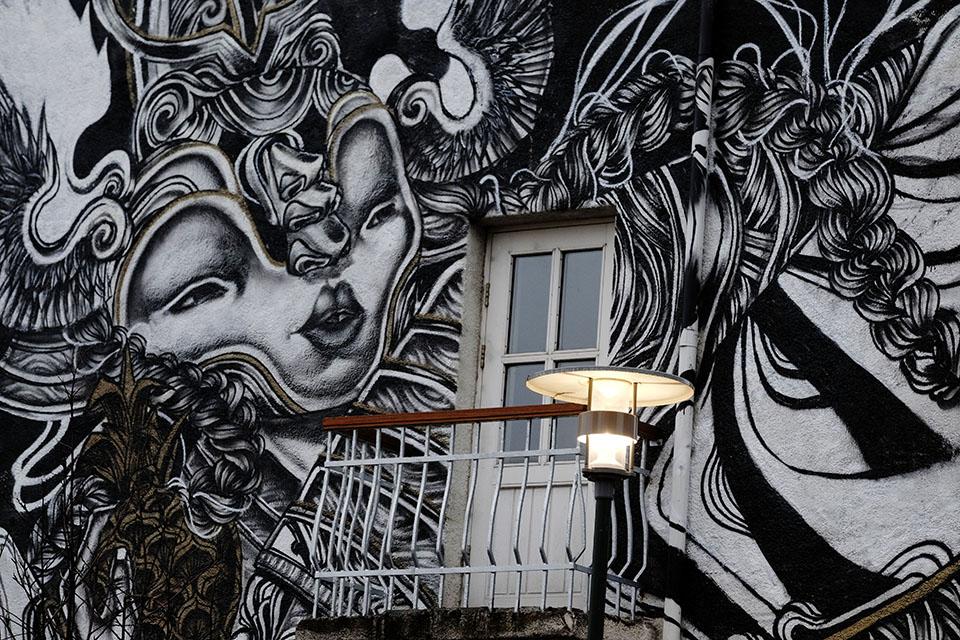 Iceland Street Art