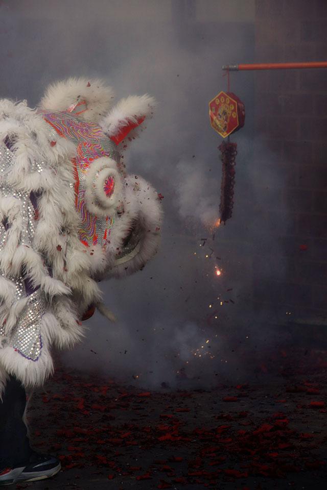 Firecracker Explosions